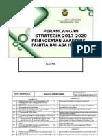 Perancangan Strategik Panitia Bahasa Inggeris 2012-2015 (1)