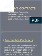 (Ate Angie)Defective Contracts