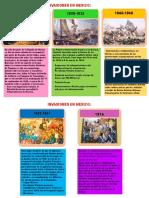 1. LINEA DEL TIEMPO DE INVASIONES EXTRANJERAS EN MEXICO.pdf