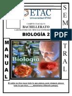 Manual de practicas de laboratorio Bio-II