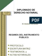 El Protocolo Ues Ciclo i 3013