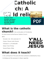 world religion presentation  the catholic church