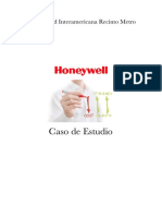 Honeywell Caso de Estudio