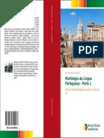 Morfologia da língua portuguesa - Cover