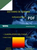 Sistemas de Espuma0553