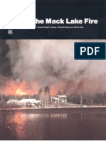 Mack Lake Fire Summary