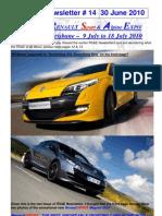 RSAE 10 Newsletter#14r