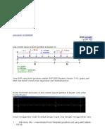 Contoh Perhitungan dan Desain Balok Beton dengan SAP2000.docx