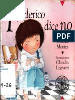Montes - Federico Dice No