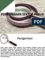 Pendahuluan AK Sektor Publik