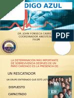 Reanimacion Cardiop La Merced