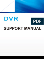 Support Manual