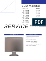 Samsung 540, 740, 940 Service Manual