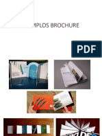 Ejemplos Brochure