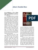Baram, Amatzia - Saddam's Baathist Rise