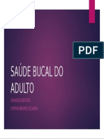 Saúde Bucal Do Adulto