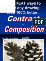 composition contrast 1