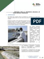 Tratamiento de Aguas Residuales Con Tecnologia de Punta y Economico