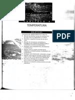 Ecologia - Temperatura