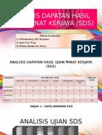 Analisis Sds - Viki, Gan, Abree