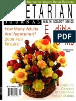 Vegetarian Journal (Issue 4, 2009)