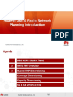 01 Huawei UMTS Radio Network Planning Introduction for CMpark 20120305