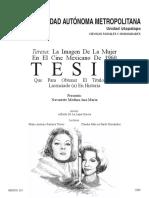Teresa la imagen de la mujer en el cine mexicano.pdf