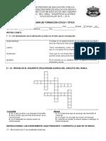 Examen de Fce