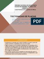 3. Tectonica de Las Placas