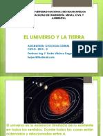 2. El Universo y La Tierra