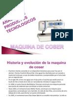Máquina de Coser ..