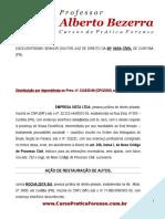 Acao Restauracao Autos Furto Caso Fortuito Peticoes Online Gratuitas