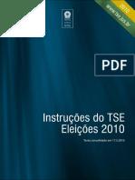 TSE - Instrucoes Web 2010