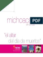 Ruta Gastronomica en Michoacan
