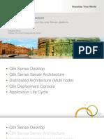 Qlik Sense Architecture - Magnus Berg(1)