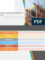 Metal Building Software Information.ppsx