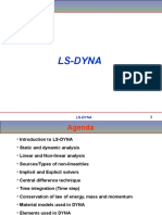 LSDYNA Basic Notes