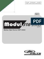 Modul SAP 2000