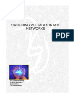 Switching Voltages in Mv Networks