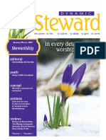 Dynamic Stewardship January 2007