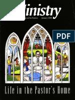 Ministry Magazine January 2000