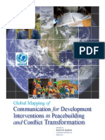 Global Mapping C4D Peacebuilding