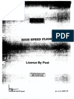 2 High Speed Flight