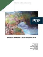Bridge of the Gods — Native American Myth