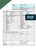 Specification for Pressure Transmitter