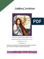 The Goddess Cerridwen Manual
