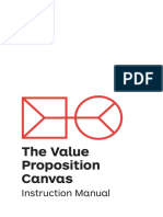 The Value Proposition Canvas Instruction Manual