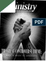 Ministry Magazine December 2000