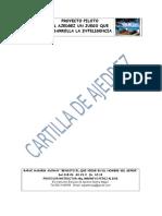 Cartilla de Ajedrez