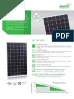 Schneider Jinko Solar Module